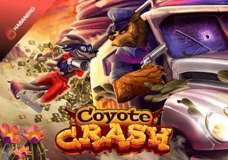 Coyote Crash – pustinjska prašina puna zlata!