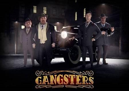 Gangsters – džekpot koji ostavlja bez daha!