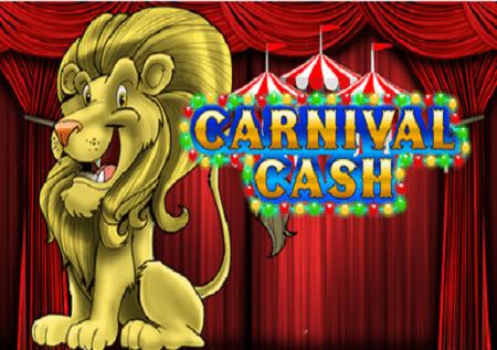 Carnival Cash – zabava do neba!