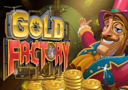 Gold Factory – san svakog alhemičara!