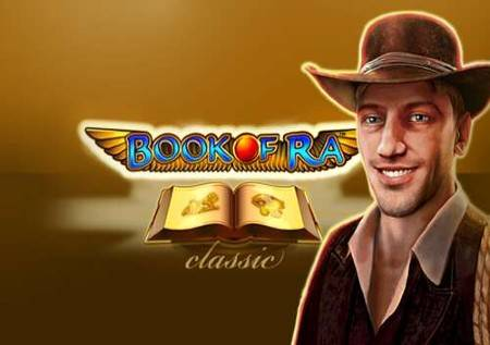 Book of Ra Classic – LEGENDA živi!