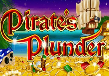 Pirates Plunder – krenite u potragu za skrivenim bonusima