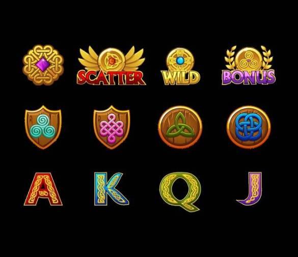 Simboli koji se koriste u klasičnim i video slotovima i sve o njima