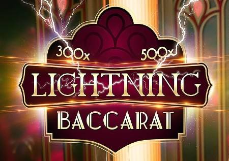 Lightning Baccarat – multiplikatori kao munje!