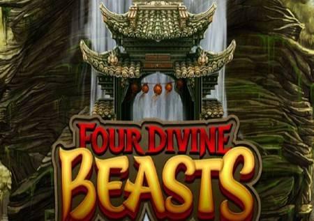 Four Divine Beasts – zabava sa nekoliko vrsta bonusa!