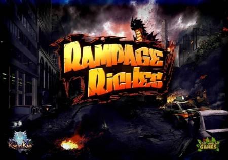 Rampage Riches – nešto sasvim drugačije!