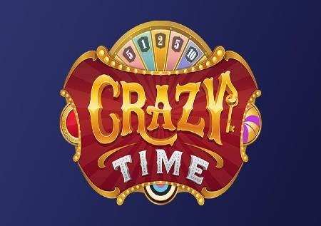 Crazy Time – vrijeme je za točak sreće