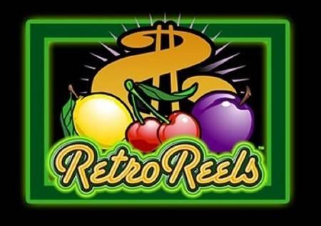 "Retro Reels – ""osvježeni"" klasik uz Respin funkcijom!"