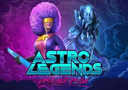 Astro Legends – ko visoko leti, uzima velike dobitke!