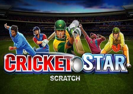 Cricket Star Scratch – uz kriket do velikih dobitaka!