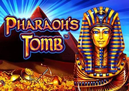 Pharaohs Tomb – pokupi davno izgubljeno blago!