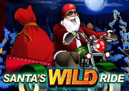 Santas Wild Ride – Deda Mraz kakvog do sada niste sreli!