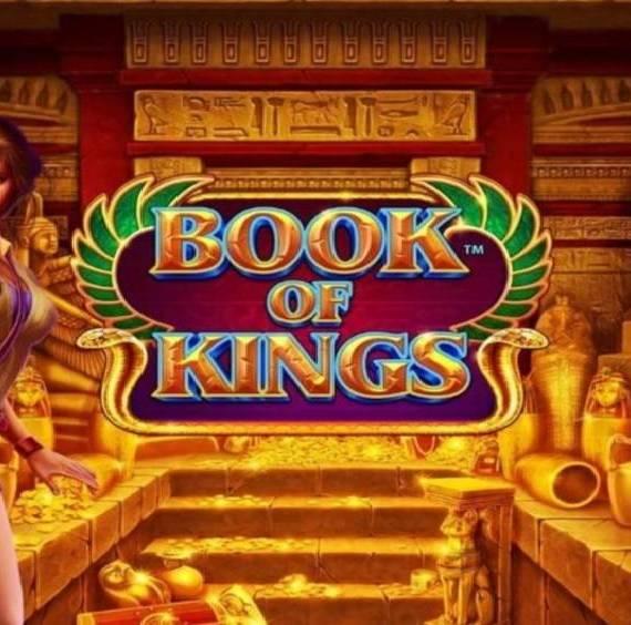 Book of Kings – knjige donose kazino dobitke