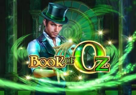 Book of Oz – uz čarobnu knjigu do dobitnog niza