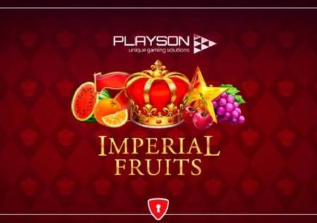 Imperial Fruits 5 lines  –  kraljevska kazino klasika