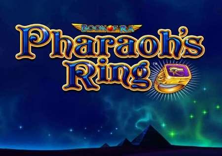 Pharaoh's Ring – drevna knjiga za maksimalan dobitak!