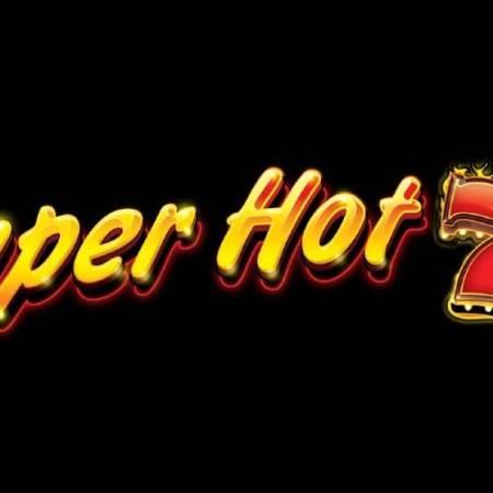 Super Hot 7's – udvostručite svoj dobitak i zabavite se!