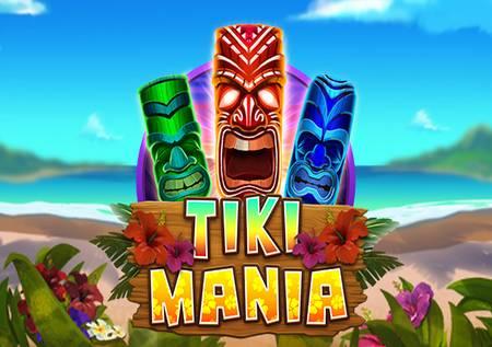 Tiki Mania – vas vodi na osunčane polinezijske plaže!