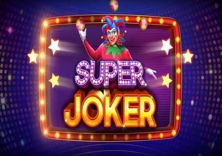 Super Joker – sočne voćkice sa multiplikatorima!