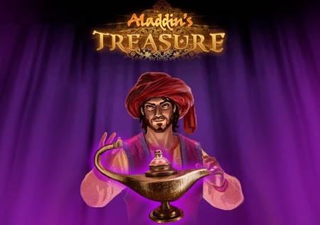 Aladdins Treasure – duh iz čarobne lampe donosi zabavu