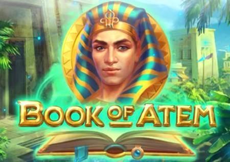Book of Atem – egipatsko sunce donosi velike dobitke!