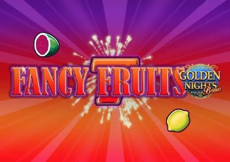 Fancy Fruits Golden Nights–osjetite ukus fensi voćkica