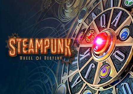 Steampunk: Wheel of Destiny – zavrtite točak sudbine!