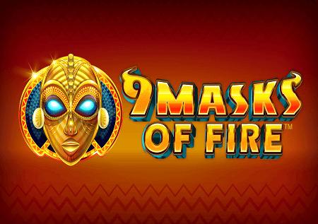 9 Masks of Fire–divlji bonusi na domorodački način!