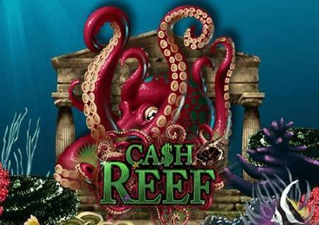 Cash Reef – vodena avantura u novom video slotu!