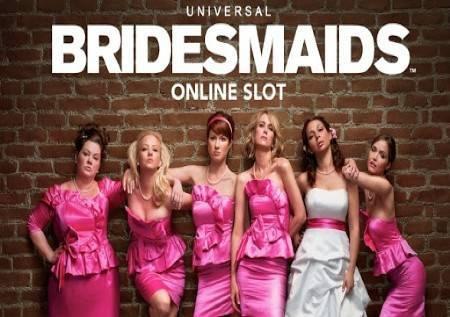 Bridesmaids–zavrtite Bonus Točak i pokrenite zabavu!