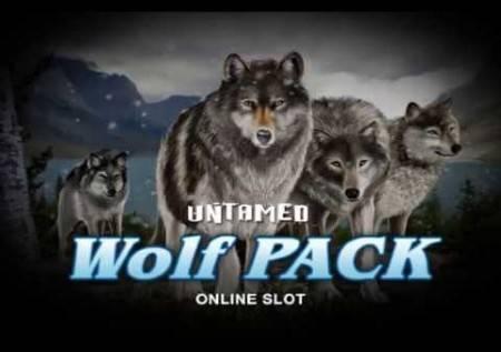 Untamed Wolf Pack– osjetite zov divljine u video slotu!