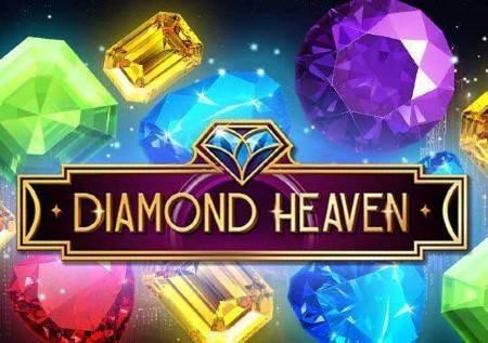 Diamond Heaven– dotaknite sjajno dijamantsko nebo!
