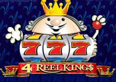 4 Reel Kings – slot sa kraljevskim nagradama!