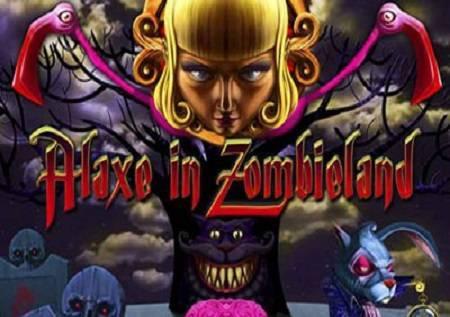 Alaxe in Zombieland– slot za ljubitelje horora i bonusa!