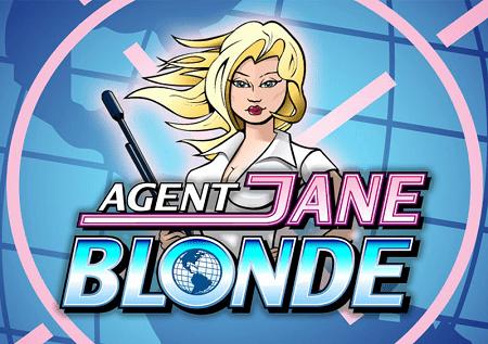 Agent Jane Blonde u akciji protiv fatalnih neprijatelja!