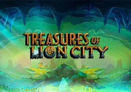 Treasures of Lion City – blago sa morskih dubina vas čeka!