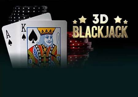 3D Blackjack – nasloži do 21 i osvoji dobitak!