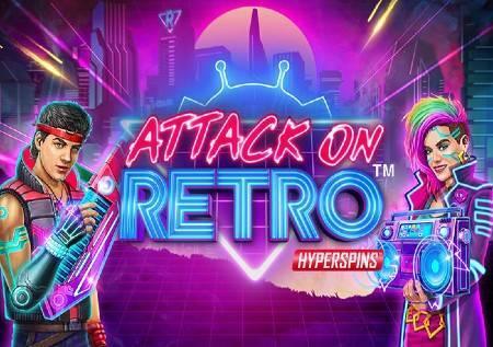 Attack on Retro – u jednom video slotu retro i futurizam!