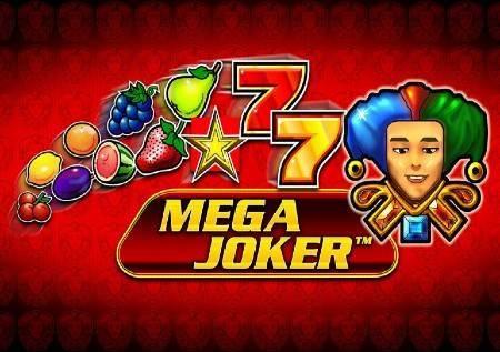 Mega Joker –još jedan klasik sa magičnim džokerom u kazino igri!
