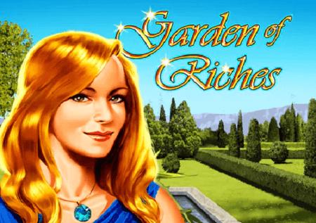 Garden of Riches – obogati se i zabavi uz sjajnu kazino igru!