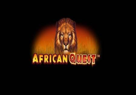 African Quest – slot koji donosi velike multiplikatore!