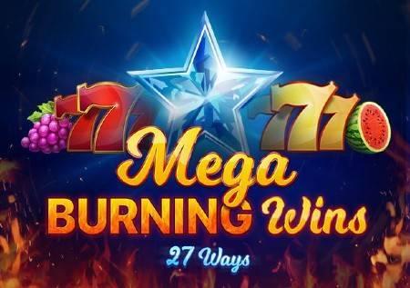 Mega Burning Wins – voćkice koje donose odlične bonuse u novom slotu!