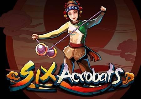 Six Acrobats – sjajna kazino zabava u novoj igri!