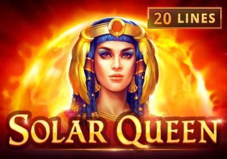 Solar Queen – kraljevski vrijedni bonusi!