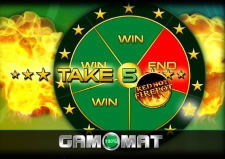 Take 5 – točak sreće sa sjajnim dobicima u kazino igri!