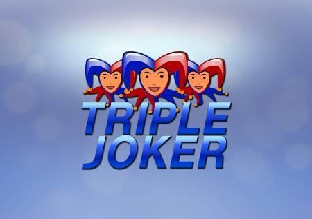 Tripple Joker – novi slot sa sjajnim multiplikatorima!
