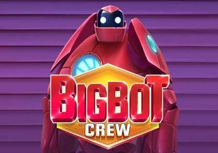Big Bot Crew – humanoid koji donosi akciju na rilovima!