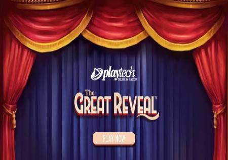 The Great Reveal – magični dobici u novom slotu!
