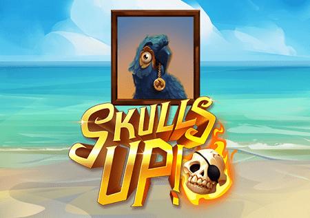 Skulls Up! – na palubi broda luda ljetnja zabava!