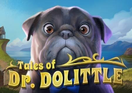 Tales of Dr Dolittle – nova kazino igri magičnih dobitaka!
